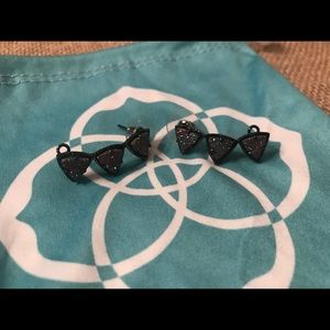 Kendra Scott Accessories - Kendra Scott Multi Color Ear Climbers